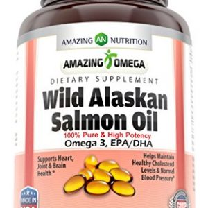 Amazing-Nutrition-Amazing-Omega-Wild-Alaskan-Salmon-Oil-1000-Mg-180-Softgels-Made-with-fresh-wild-salmon-cold-pressed-and-extra-virgin-0