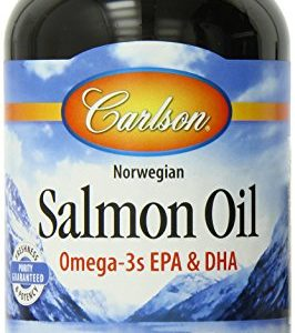 Carlson-Labs-Carlson-Laboratories-Norwegian-Salmon-Oil-Softgels-1000-mg300-Count-Packaging-may-vary-0