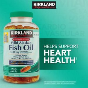 Kirkland-Signature-Wild-Alaskan-Fish-Oil-1400mg-230-Count-0