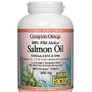 Natural-Factors-Wild-Alaskan-Salmon-Oil-1300mg-Clear-Enteric-Coated-Softgels-180-Count-0