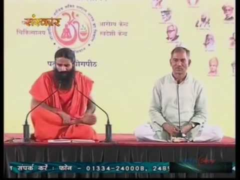 How to Heal Wound, cure eczema, Cracked Foot with Natural Cosmetics – Baba Ramdev, Dr. Nagendraji