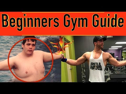 COMPLETE BEGINNERS GYM GUIDE  ✓ (Weight Loss Focused)