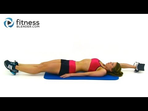 Weight Training Workout for Weight Loss – Fat Burning Functional Strength Training Workout