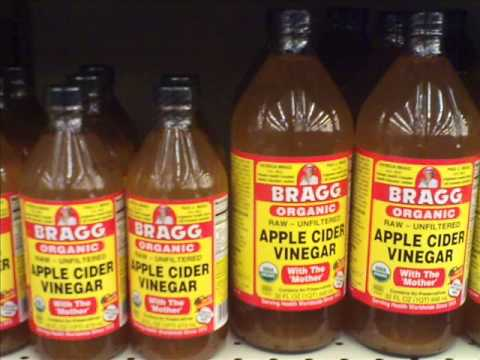 Cure Your Eczema – Bragg's Apple Cider Vinegar