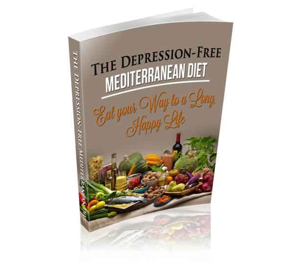 Get out from under that grey cloud with this uplifting for Fish oil and depression