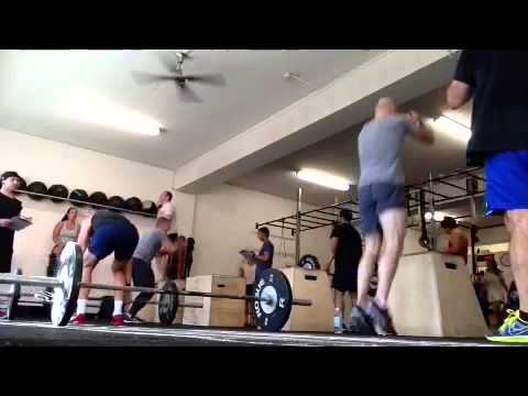 Crossfit Open Workout 13.2, Weight Loss, High Intense And Fat Burning