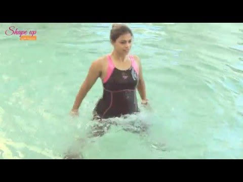 Fitness, stamina, weight loss : Aqua aerobics exercises that challenge and change you for better.