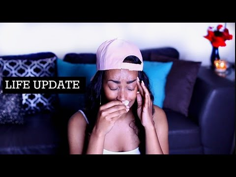 LIFE UPDATE: Very Emotional..Death.. Anxiety & My Depression