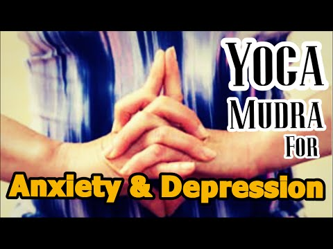 Yoga mudra for Anxiety, Stress and Depression