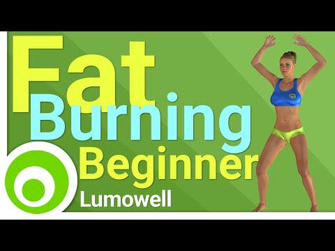 Fat Burning Workout for Beginners to Lose Weight at Home