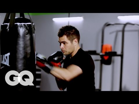 MUAY THAI: Total Body Weight Loss Workout with Tyler Peterson–GQ's Fighting Weight Series