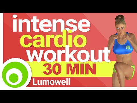 Intense Cardio Workout for Weight Loss – 30 Minutes