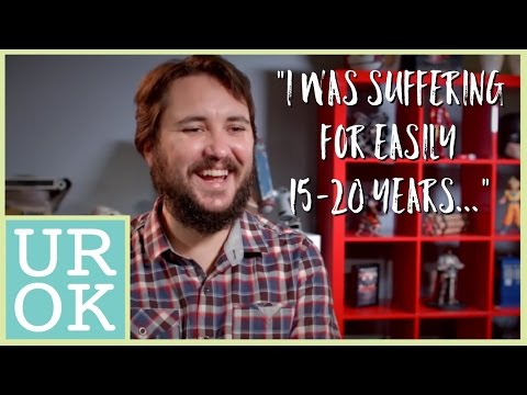 Wil Wheaton on Generalized Anxiety Disorder, Chronic Depression, and Recovery