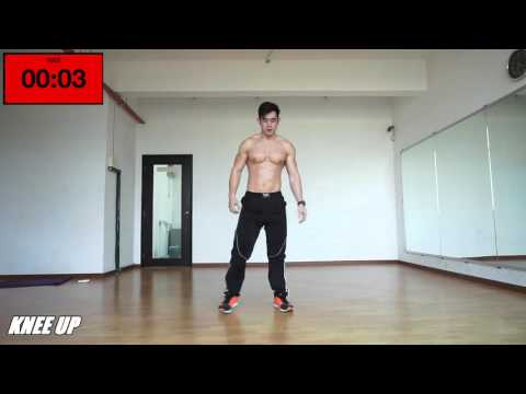 3 minute Fat Burning Home Workout !