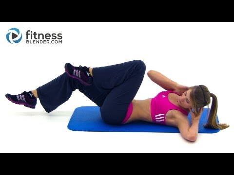 Fitness Blender 100 Rep Workout – Toning & Weight Loss Workout Challenge
