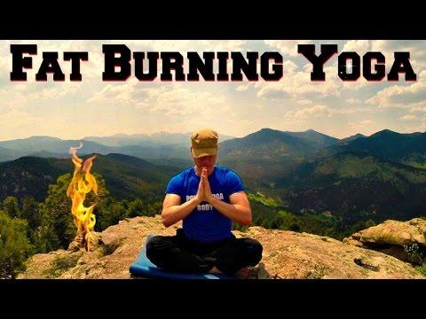 Power Yoga for Weight Loss – 35 Min Fat Burning Yoga Workout #poweryoga #yogaforathletes