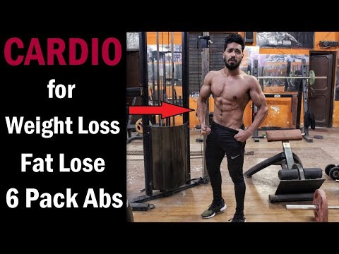 Cardio Workout for Weight Loss – Fat Lose – Six Pack Abs | Bodybuilding