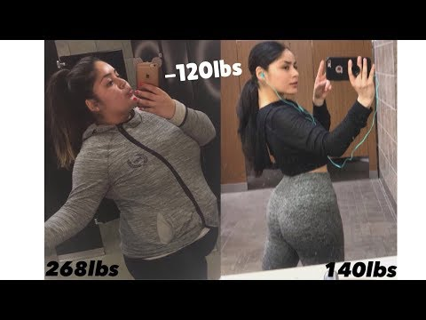 Workouts for WEIGHT LOSS  -120lbs (for beginners) +MOTIVATION