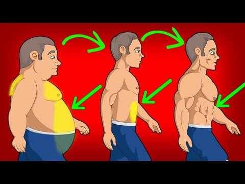 5 Simple Steps to Lose Belly Fat Fast