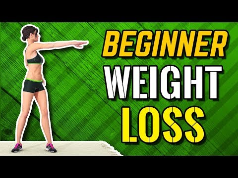Beginner Weight Loss Workout – Easy Exercises At Home