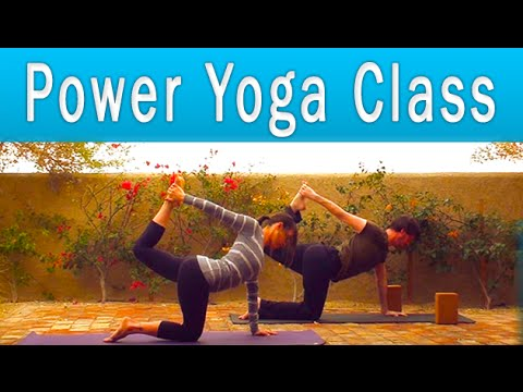 Yoga for Weight Loss Yoga Workout (1 hour)