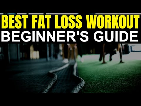 The Best Fat Loss Workout For Beginners – It's Fast, Safe & No Gym Needed