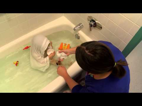 Eczema and Bathing