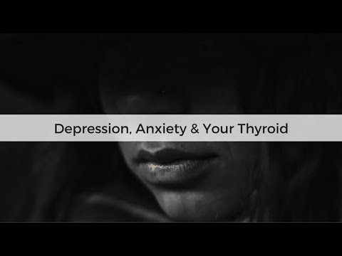 How To Fight Depression and Anxiety Caused By Hypothyroidism
