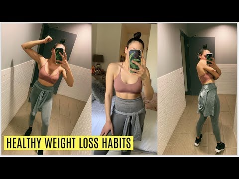 Healthy Habits For Weight Loss | Fat Burning Workout