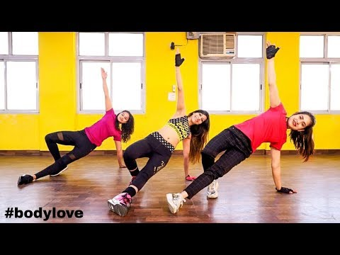 DANCE WORKOUT for weight loss | #BODYLOVE E02 ft Dancercise Studio