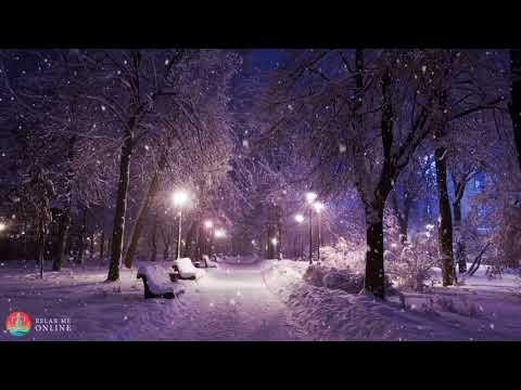 Beat Insomnia, Most Relaxing Snow Theme, Sleep Better, Music for Sleeping, Bedtime Music  🕙10 Hours