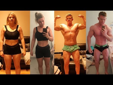 Our Crazy 1 Month Weight Loss Transformation! (Plus Arm Workout)