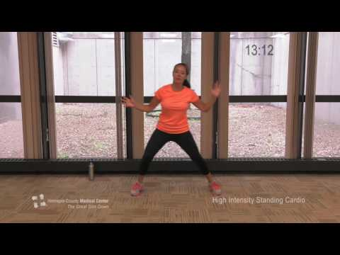 The Great Slim Down Weight Loss Program – High-Intensity Standing Cardio Work Out