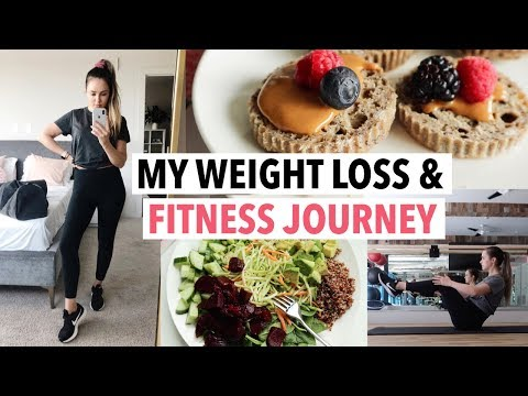 WEIGHT LOSS/ FITNESS JOURNEY UPDATE – meal prep, what i eat, workouts & progress
