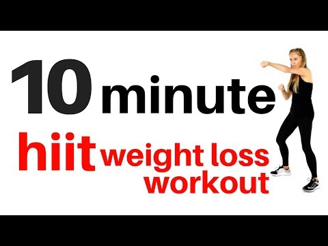 HOME HIIT WORKOUT  FOR WEIGHT LOSS – SUITABLE FOR BEGINNERS – BURN CALORIES & TONE UP – START TODAY
