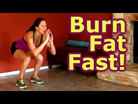 Full Body Cardio Workout to Burn Fat Fast   Dena Psychetruth Weight Loss Training