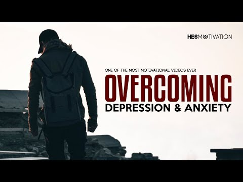 Overcoming Depression & Anxiety – The Most Inspiring Speeches (very emotional!)