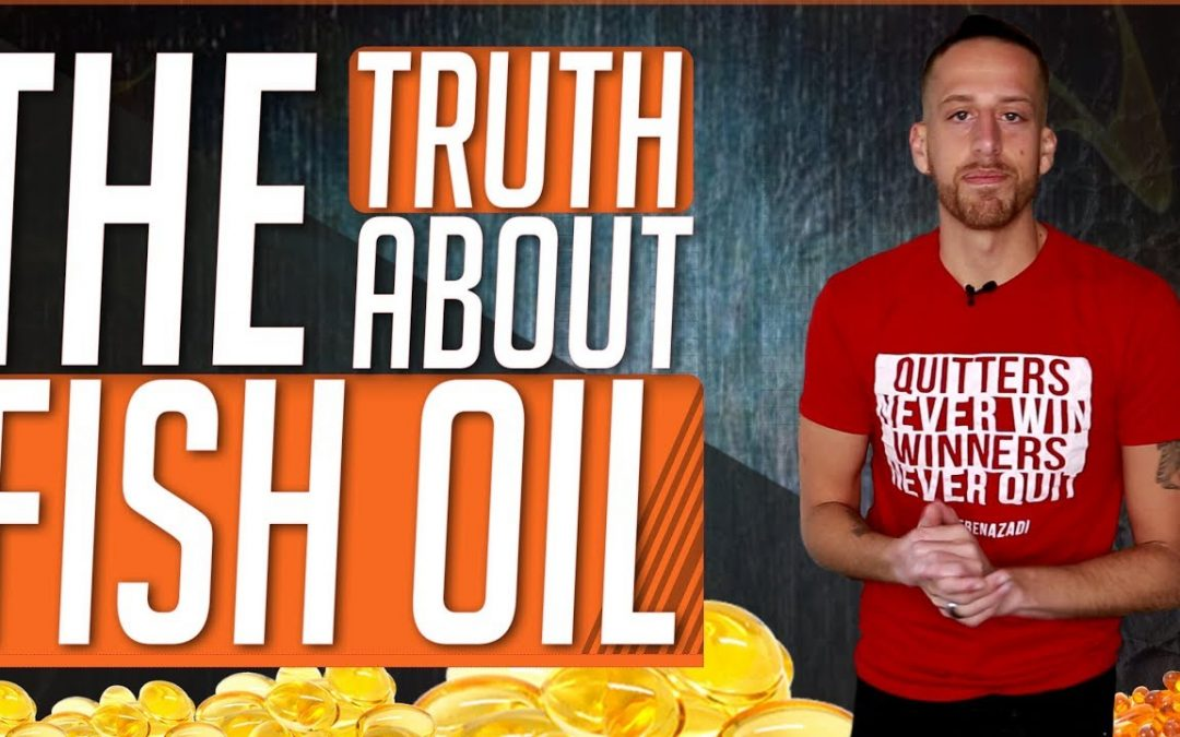 The TRUTH About FISH OIL | 3 Reasons to Avoid it