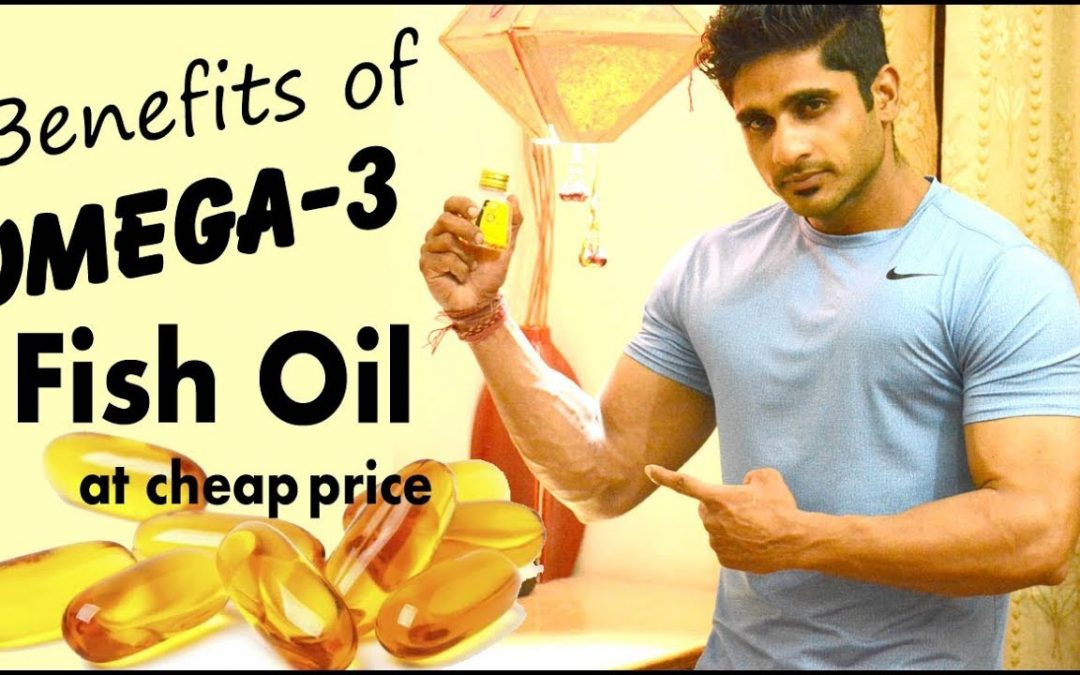 India's Best Fish Oil – Omega 3 at CHEMIST SHOP | Cheapest | Guaranteed Results