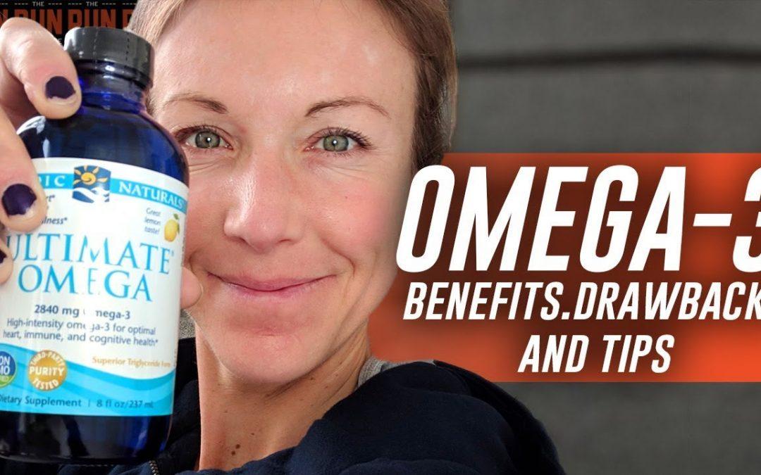 Omega-3: Benefits, Drawbacks, & Supplement Tips