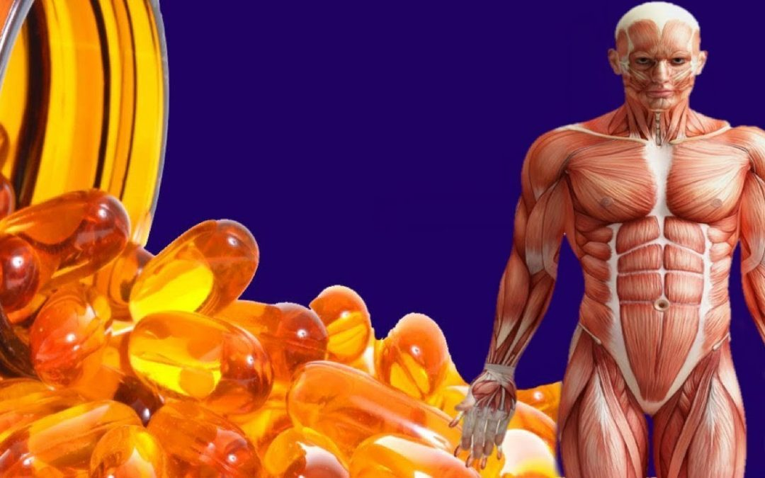 7 Things That Will Happen To Your Body If You Take Fish Oil Daily