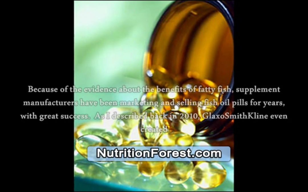 How To Lower Cholesterol with Omega 3 Fish Oil – Nutrition Forest