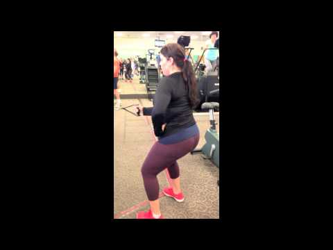 MY WORKOUT ROUTINE TO LOSE 95lbs