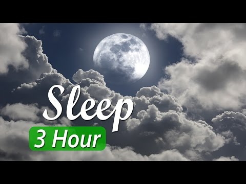 3 Hour Sleep Hypnosis: Relaxing Music Sleep, Meditation Music, Soothing Music, Insomnia ☾☆020
