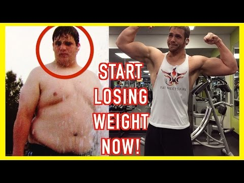 How I Started Losing Weight & Gym Intimidation