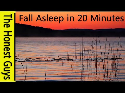Fall Asleep in Under 20 Minutes – Guided Sleep, Insomnia