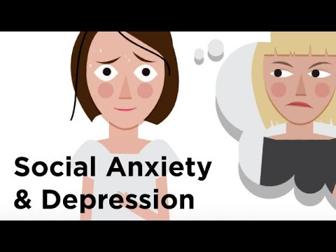 The Relationship between Social Anxiety and Depression