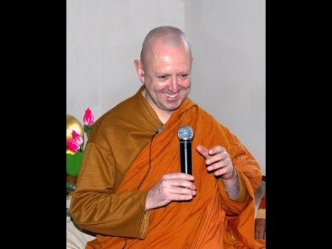 Depression and Anxiety  –  Ven Ajahn Brahm