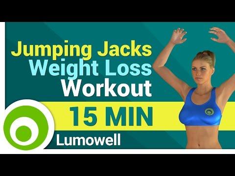 Jumping Jacks Weight Loss Workout