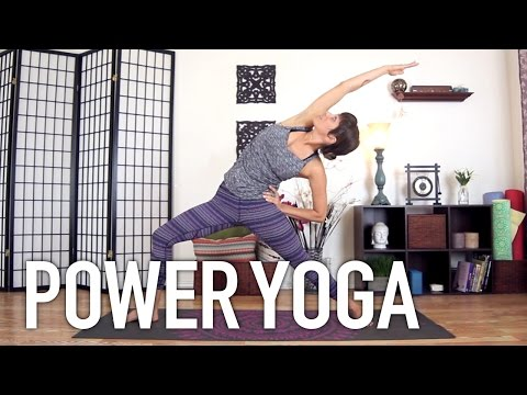 Yoga For Weight Loss – 30 Minute Fat Burning & Muscle Toning Workout